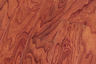 多层实木地板榆木仿古SK901