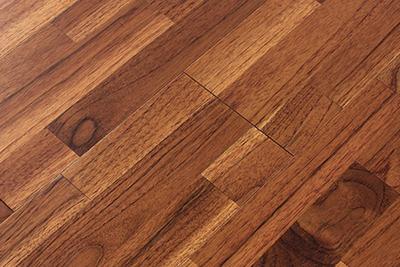 多层实木地板柚木三拼SK506