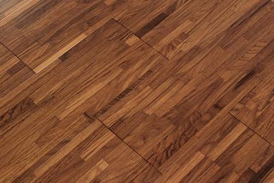 多层实木地板柚木九拼SKP507