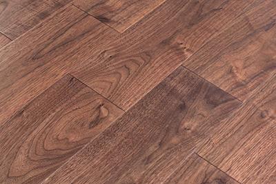多层实木地板黑胡桃SK301