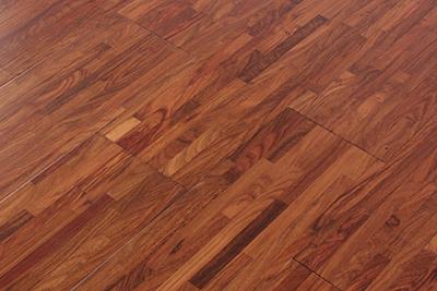 多层实木地板亚花梨九拼SKP602