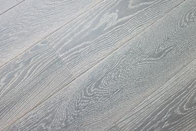 多层实木地板橡木仿古SK8008
