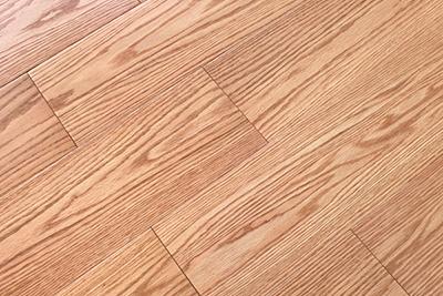 多层实木地板红橡HX207
