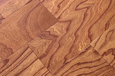 多层实木地板榆木仿古SK80