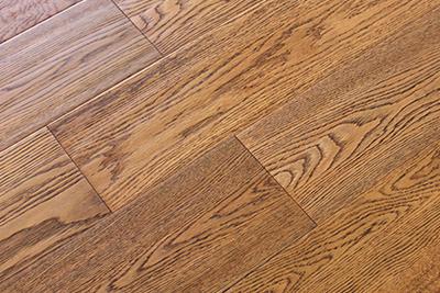 多层实木地板橡木仿古SK11