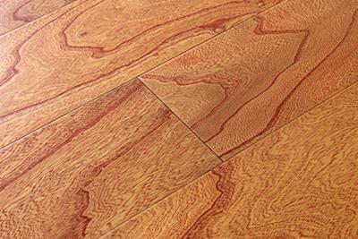 多层实木地板榆木仿古SK20