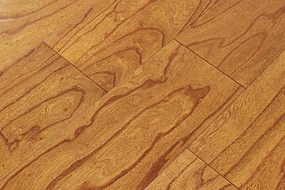 多层实木地板榆木仿古SK501