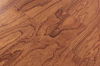 多层实木地板榆木仿古SK502