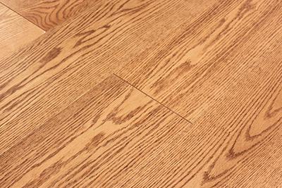三层实木地板红橡SHX-S102