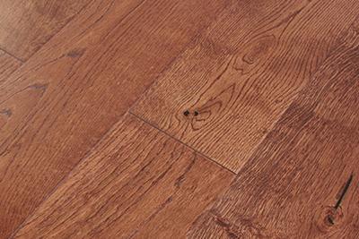 三层实木地板欧橡独幅SOX-Z607