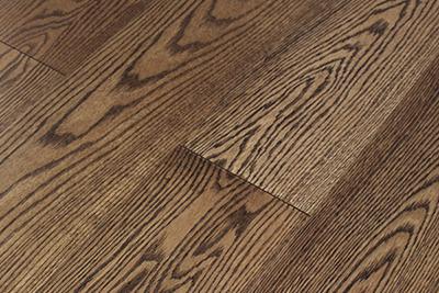 三层实木地板红橡SHX-S103