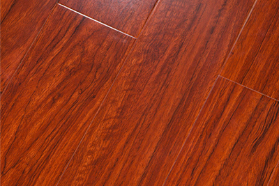 强化复合地板南洋红木7033