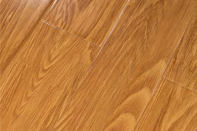 强化复合地板金丝柚木7704