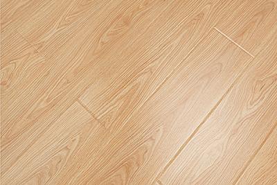 强化复合地板优雅白橡JS106